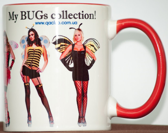 My bugs collection red